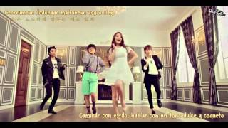 [Male Dance Version] MAMAMOO - UM OH AH YEAH [Sub Español + Roman + Hangul]