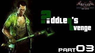 [Batman:Arkham Knight] Most Wanted:Riddler