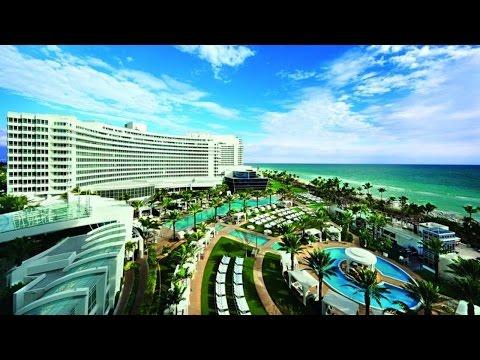 Fontainebleau Miami Beach, Miami Beach, Miami Metropolitan Area, Florida, USA, 5-star hotel