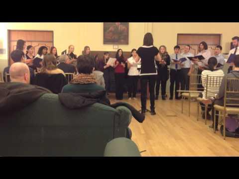 Chorda Tympani (CUMC Choir) - Locus Iste - Bruckner