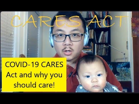 CARES Act - Key Provisions And Your 401(k)!