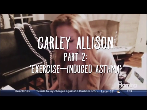 Kiss and Cry - Carley Allison - Part 2 - Exercise Induced Asthma