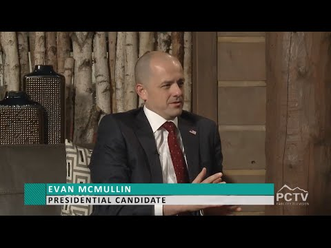 Presidentail Candidate, Evan McMullin
