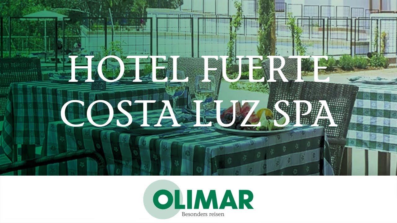 Hotel Costa Conil Hotel Fuerte Costa Luz Spa In Conil De La Frontera Andalusien