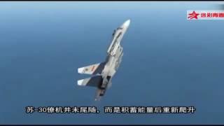 视频还原中日钓鱼岛空战日机被锁定后激烈报警.