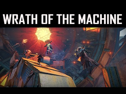 wrath of machine guide