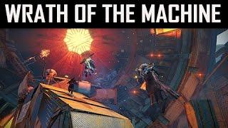 Destiny Wrath of the Machine Raid Walkthrough & Full Tutorial - Rise of Iron Raid Gameplay