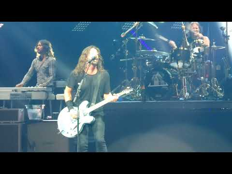 """""""Times Like These"""" Foo Fighters@Merriweather Post Pavilion Columbia, Md 7/6/18"""