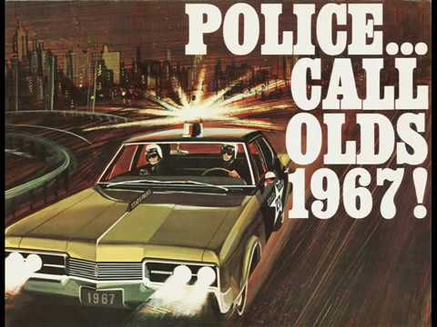 Police Cars For Sale >> OLDSMOBILE POLICE CARS - YouTube