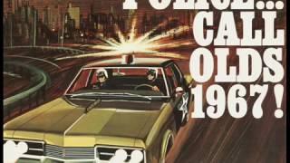 OLDSMOBILE POLICE CARS