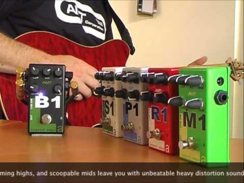 AMT Electronics: B1 - to amp