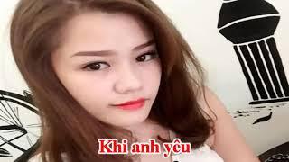 Hỏi Thăm Nhau Karaoke HD 2019