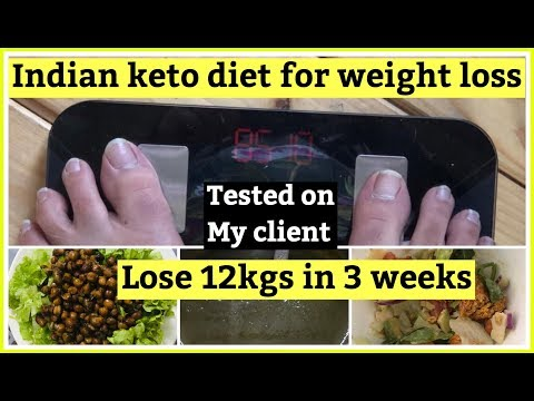 indian-keto-diet-plan-for-weight-loss-|-lose-12kgs-in-3-weeks-|-azra-khan-fitness