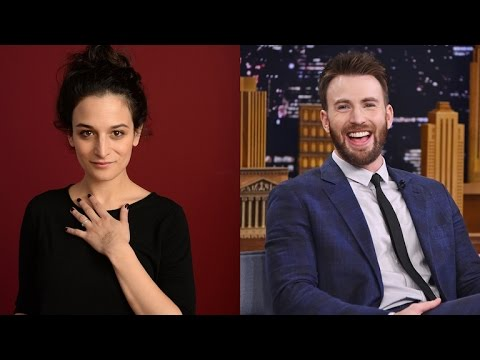 Chris Evans and Jenny Slate Are Dating!