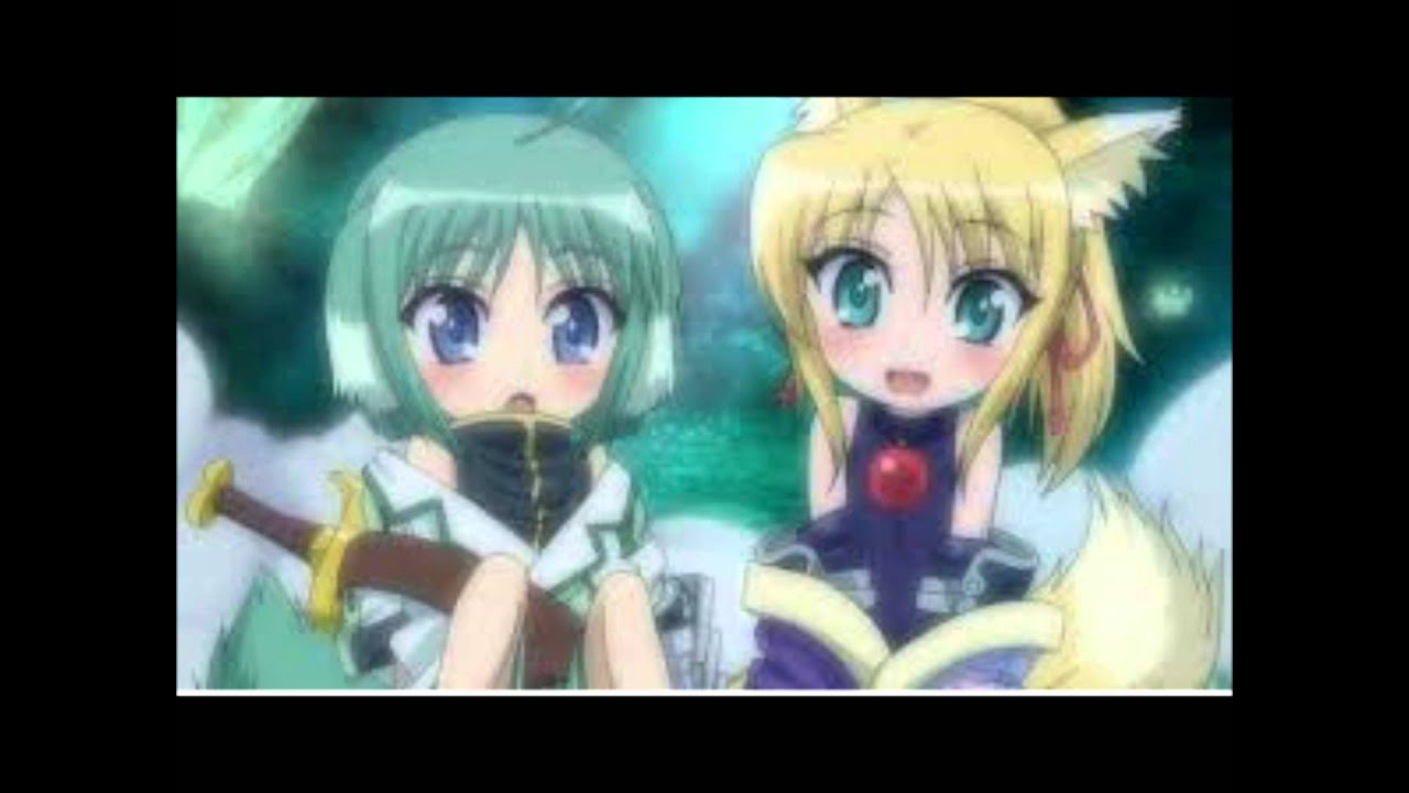 Dog Days Anime Eclairs Girl Power Amv