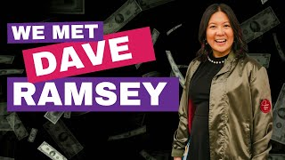 Bernadette Joy and AJ's Debt Free Scream On The Dave Ramsey Show!