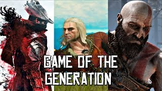 TOP 15 Best Games of The Generation (2013-2018) PS4/Xbox One/Switch