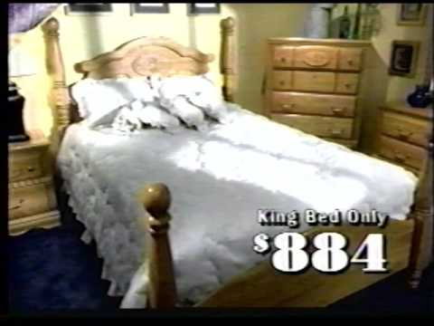 Big Sur Waterbeds commercial