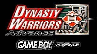 Dynasty Warriors  - Advance (GameBoy Advance)