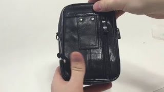 Мужская сумка на пояс Piccolo BB 39199(, 2016-04-06T07:46:44.000Z)