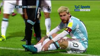Argentina vs Uruguay (1-0) Eliminatorias Russia 2018 - Fecha 7 - Resumen FULL HD