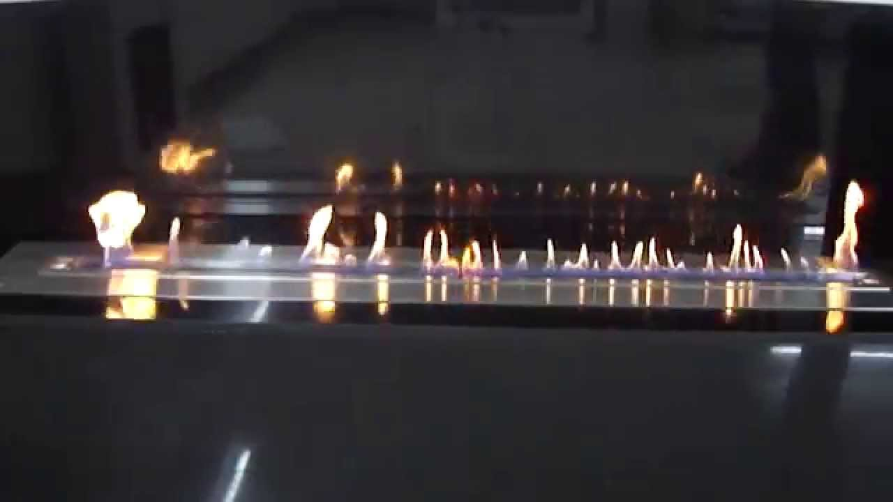 ventless fireplaces create your vent free fireplace ethanol burner