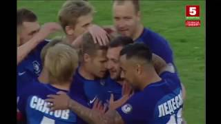 1:0 - Кирилл Печенин. Витебск - Торпедо-БелАЗ (21/05/2018. Высшая лига, 8 тур)