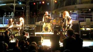 Exodus -  Bonded By Blood @70,000 tons of metal