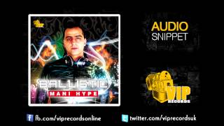 Mani Hype ft Nirmal Sidhu - Aaj Din Khushiyan Da **Audio Snippet**