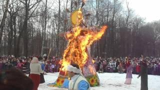 видео Отдых в Подмосковье на Масленицу