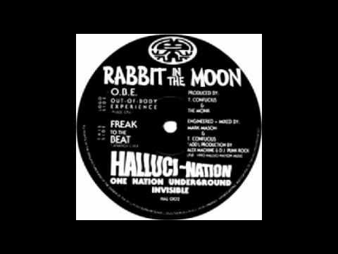 Rabbit In The Moon - O.B.E. (Out-Of-Body Experience) [Hallucination] 1993