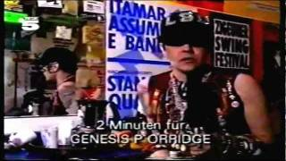 Psychic TV - Pure Acid Tour (Germany)