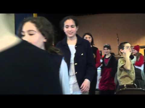Community Day School Purim 2016
