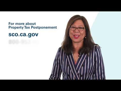 Controller Betty Yee on California's Property Tax Postponement Program