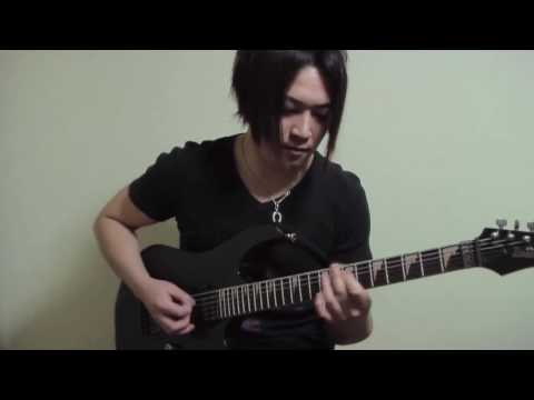 【ギター】30days Speed Shred by Hidenori 【速弾き】