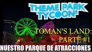 ¡¡Nuestro parque de atracciones!! | Roblox ⭐️| GamePlaysMix