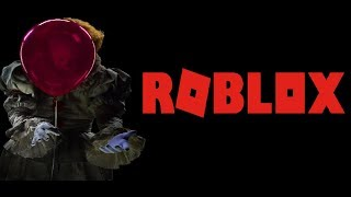 Pennywise is trying to kill us! (Playing Roblox with KOKO Gaming GR)