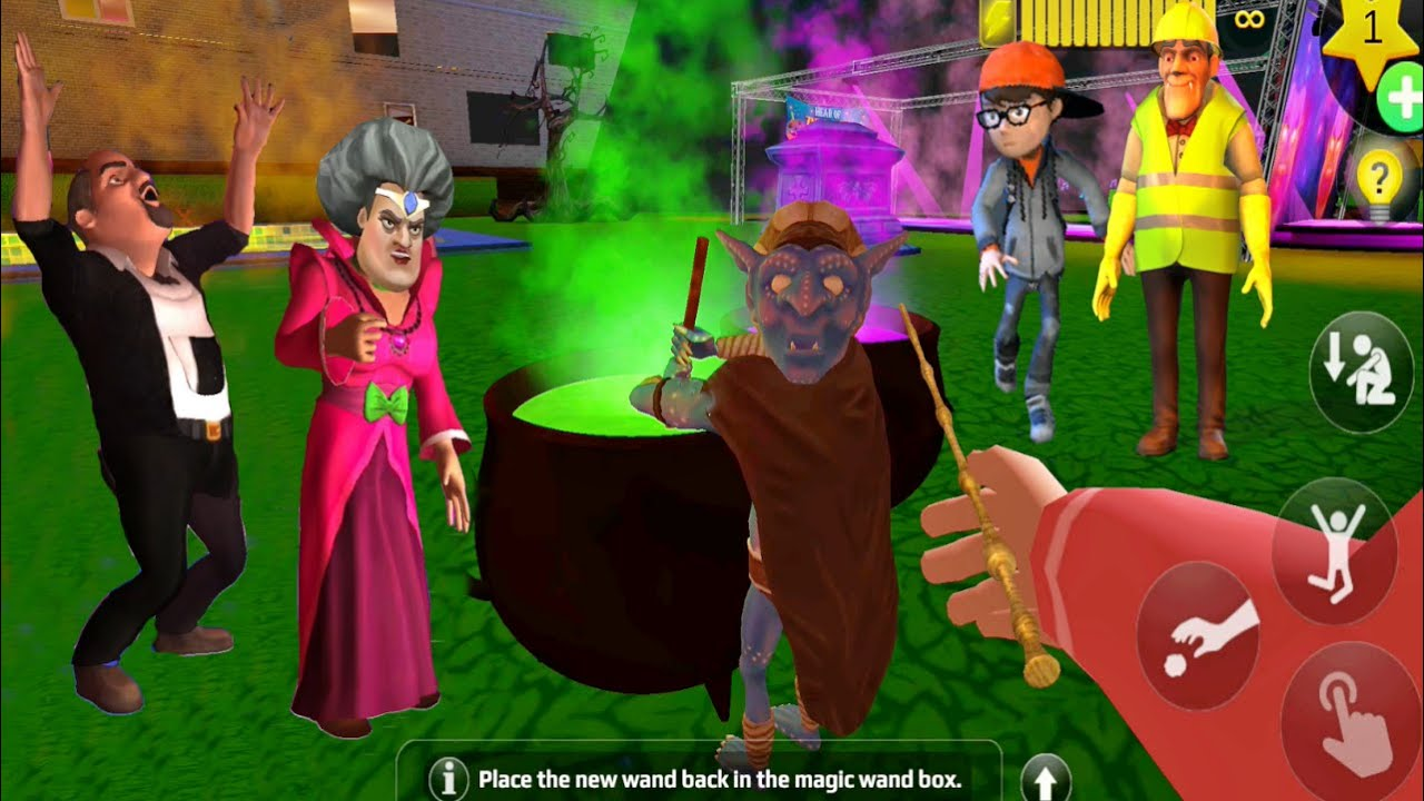 Download Scary Teacher 3D New Update New Special Levels (Android,iOS)