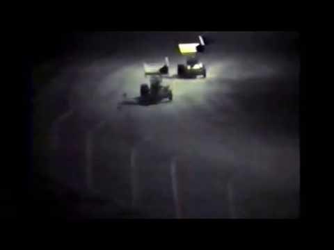 1985 races at Black Hills Speedway #27 sprint car main event