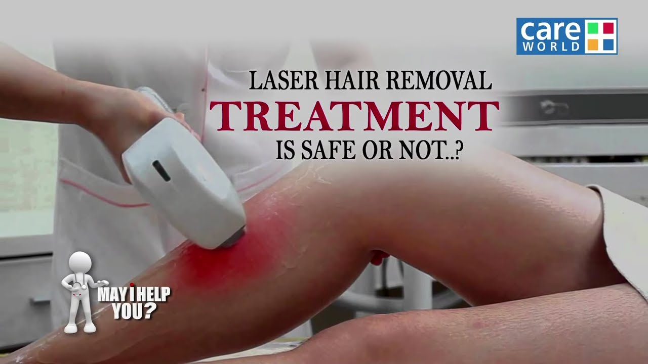 Hair remover. Harmful or not 39