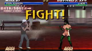 Mortal Kombat Project 4.1 Season 2.9 Klinsk Edit - Don Ramón Playthrough