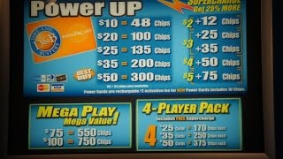 Dave And Busters, Is Supercharging Worth It? A Quick Points/dollar Break Down!