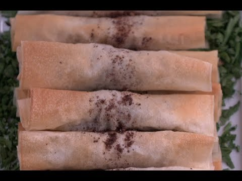 كيك الرواني -المسخن رول سالي فؤاد | سفرة سالي PNC FOOD