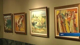 Լոս Անջելեսում բացվել է Շմավոն Շմավոնյանի կտավների ցուցահանդեսը