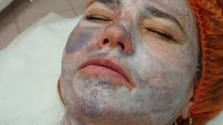 Кислородныи уход за кожей лица в центре NEO г Магнитогорск