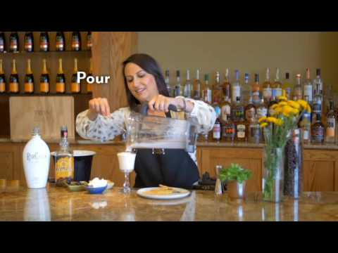 Holiday How-To Video 10: Rum Chata Beam Honey Frappé