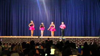 Kids Salsa Beginner @ Nieves Latin Dance Studio 3rd Annual Christmas Party