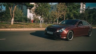 Mercedes-Benz CLS55 AMG Kompressor - Test Drive