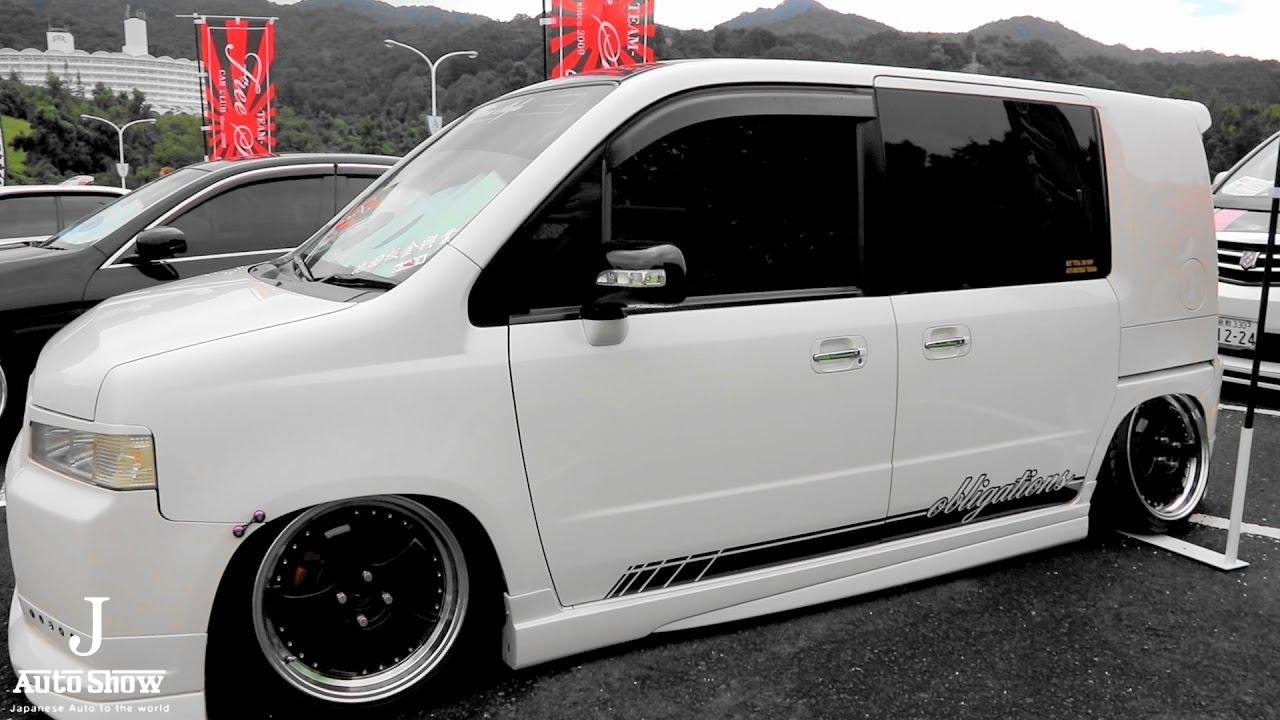Hd Honda Mobilio Spike Modified ホンダ モビリオスパイクカスタム