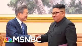 Will President Donald Trump And Kim Jong Un Have A Second Summit? | MTP Daily | MSNBC